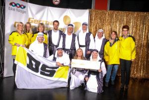 Chair Hockey Diersch und Schröder Oil Sheiks